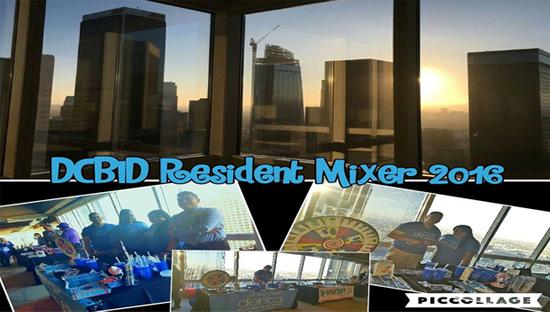 Dcbid Resident Mixer 2016,Dentist Los Angeles